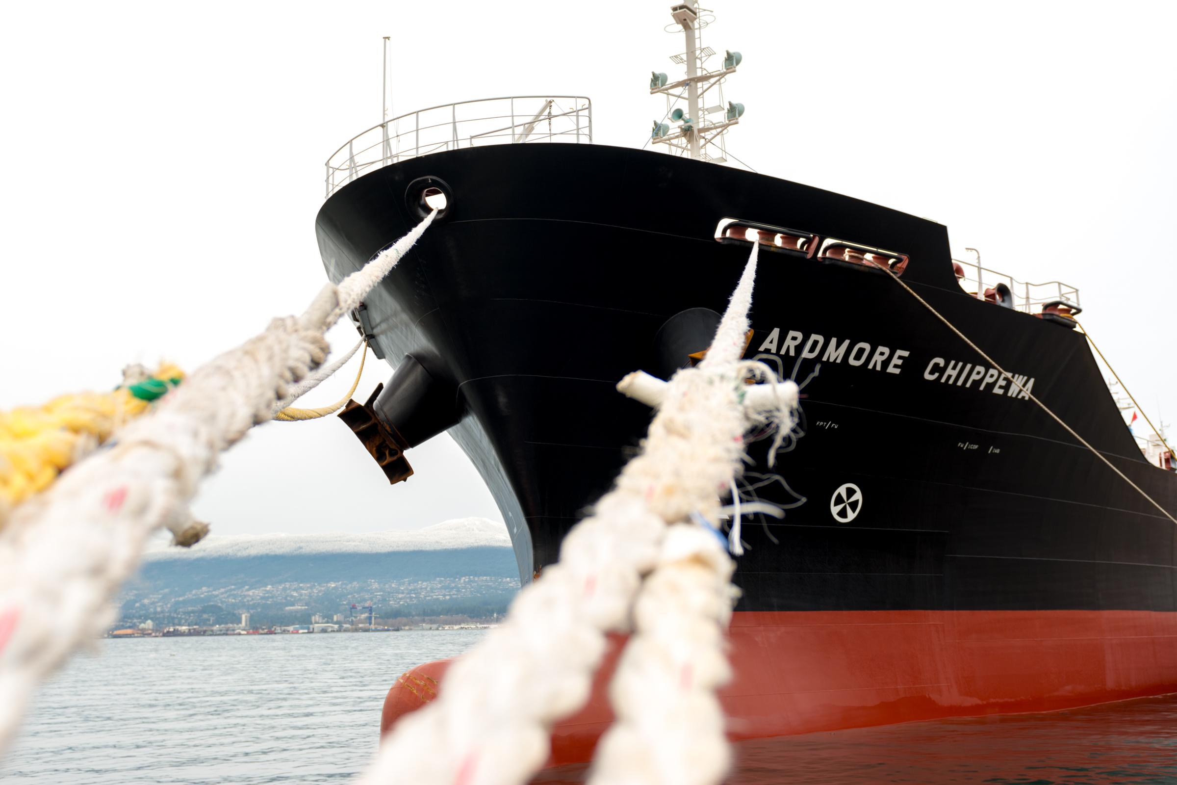 Ardmore Chippewa - Ardmore Shipping | Ardmore Shipping Corporation
